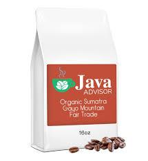 <b>Organic Sumatra Gayo Mountain</b> Fair Trade – Java Advisor