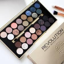 makeup revolution fortune favors the brave palette