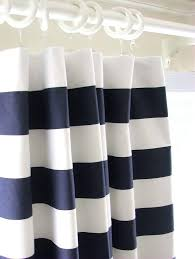 navy and white striped curtains navy blue striped curtains google search navy and white striped blackout navy and white striped curtains