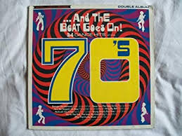 Various Artists And The Beat Goes On 34 Dance Hits Of The 70s 2x Lp 1988