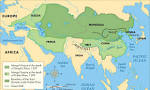 Mughal Empire Genghis Khan