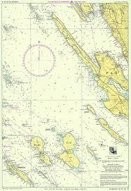 Nautical Charts Nautical Charts Croatia Yacht Charters Mk 9