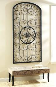 kirklands decor ideas wall art metal in black with white paint wall for home decorating ideas