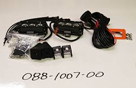 bad boy lawn mowers bad boy mower bad boy mower parts 088 1007 00 dual light kit led