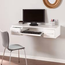 8 wall mounted desk