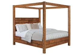 Marvellous Inspiration Ideas Ashley Furniture Canopy Bed Wesling ...