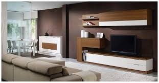 modern tv wall unit. Simple Unit Contemporary TV Wall Unit  Wooden  L500  9510 For Modern Tv Wall Unit