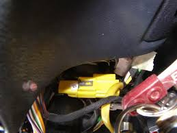 how to remove the steering wheel projectpuma • ford puma owners club image