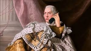 America Breaks Up With King George By Voicemail Declaration Of