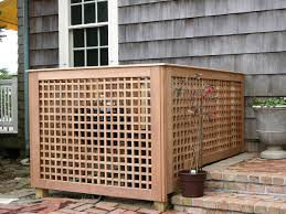 Lattice Air Conditioner Screen Lattice Projects View Larger Higher Quality Image Lattice