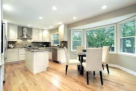 white kitchen light wood floor. Interesting White Light Wood Kitchen Cabinets With Dark Floors White  Hardwood Charming Kitchens  And Floor L