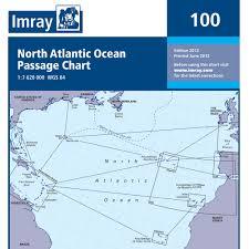 Imray Chart 100 Imray 100 Atlantic Routing Chart Marine Super Store