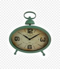 alarm clocks vintage glass table clock