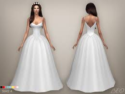 BEO CREATIONS: Wedding dress - Lily (S4)