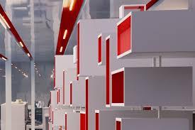 group ogilvy office paris. Ogilvy Mather New Headquarter, Paris, 2012 - Malka Architecture Group Office Paris
