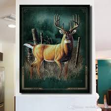 if you only the canvas without frame you need do the frame for the paintings in your local