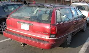 All Chevy 96 chevrolet caprice : File:91-96 Chevrolet Caprice wagon.jpg - Wikimedia Commons