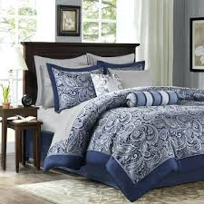 king bed bedding queen cal king bed bag navy blue silver paisley comforter sheet set bedding crib bedding set bed bath and beyond