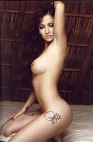 Celia Lora very naked in Playboy Magazine Mexico Your Daily Girl