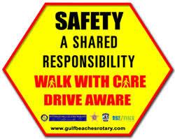 Campaign Partners - Gulf Beaches Rotary Club