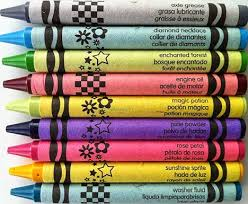 Small Picture CrayonCollectingcom The Definitive History of the Colors of