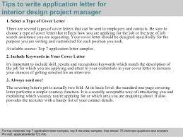3 tips to write application letter for interior design cover letter interior designer
