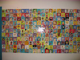beautify your school or building with a tile mural each partint decorates a tile which can be placed on a wall best of all pas and kids will love