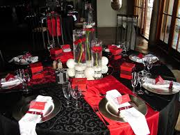 red and silver table decorations. Full Size Of Decor:red Wedding Table Decorations Black And Gold For Red Silver L