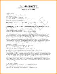 Work History Resume Example 100 nursing student resume examples offecial letter 82