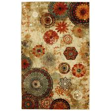 interesting medallion rugs area the home depot