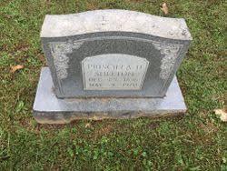 Priscilla Katie Oliver Shelton (1896-1970) - Find A Grave Memorial
