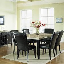 marble top dining room table. Monarch Marble Top Dining Room Set Table