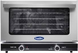 cookrite crcc 50s 2 800 watt electric countertop convection oven manual controls