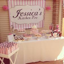Kitchen Tea Themes My Kitchen Tea Bridal Shower Candy Buffet Wedding Inspiration