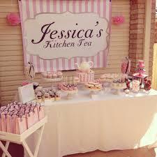 Kitchen Tea Theme My Kitchen Tea Bridal Shower Candy Buffet Wedding Inspiration