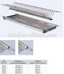 Plate drying rack Chrome Kitchen Cabinet Stainless Steel Dish Rackplate Drying Rackdish Holder Alibaba Kitchen Cabinet Stainless Steel Dish Rackplate Drying Rackdish