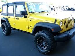 2008 jeep wrangler x unlimited 4 door 4x4 suv lifted autonow arizona you