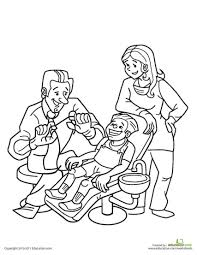 pediatric dental coloring pages teeth coloring pages preschool gallery