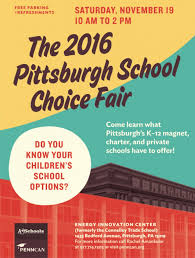 city charter high school is excited to be a part of the  2016 pittsburgh school choice fair at energy innovation center formerly the connelley trade school 1435 bedford avenue pittsburgh pa 15219