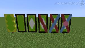 Banner Patterns Simple Banners Minecraft 48