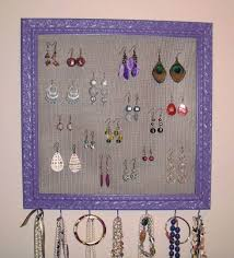 Bracelet Organizer Ideas Best Jewelry Organizer Ideas All Home Design Ideas