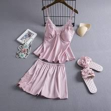 Best value Ice Silk <b>Pajamas Sleepwear</b> – Great deals on Ice Silk ...