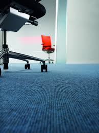 office blue. Blue Office Carpet Tiles