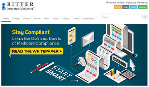 ritter insurance marketing website