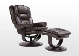 chair with footrest. brown-leather-reclining-armchair-with-footrest-chicago chair with footrest a
