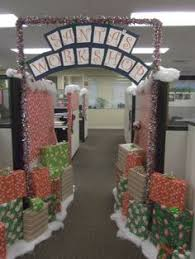 christmas office themes. Modren Office 34 Easy DIY Office Christmas Decoration Ideas You Should TryHomeDecorish Inside Themes F