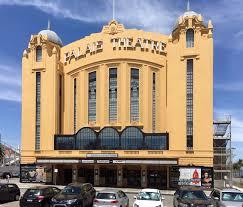 Palais Theatre Seating Chart Palais Theatre Wikipedia