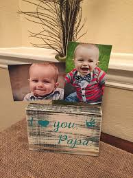 father s day gift for papa dad daddy personalized picture frame i love my papa pop dad
