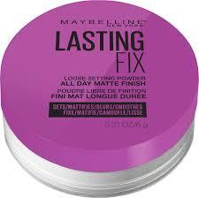Maybelline New York Master Fix <b>Пудра для лица</b>, <b>фиксирующая</b> ...