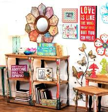 office decor stores. Bohemian Office Decor Floppy But Refined Chic Home Offices Organization Stores